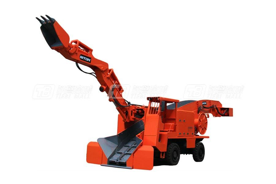 鑫通ZWY-120/45T轮胎式扒渣机