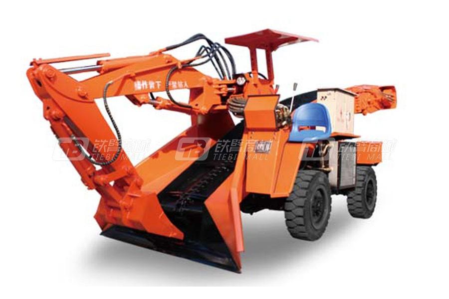 永力通ZWY-120轮式刮板扒渣机