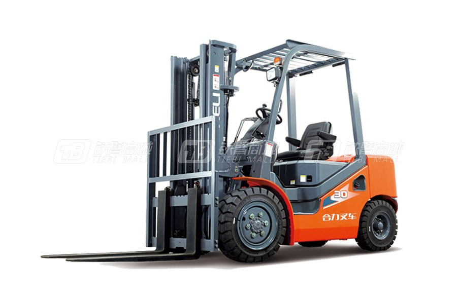 合力CPC20/CPCD20/CP(Q)(Y)20/CP(Q)(Y)D20H3系列2吨柴油/汽油/液化气/天然气平衡重式叉车