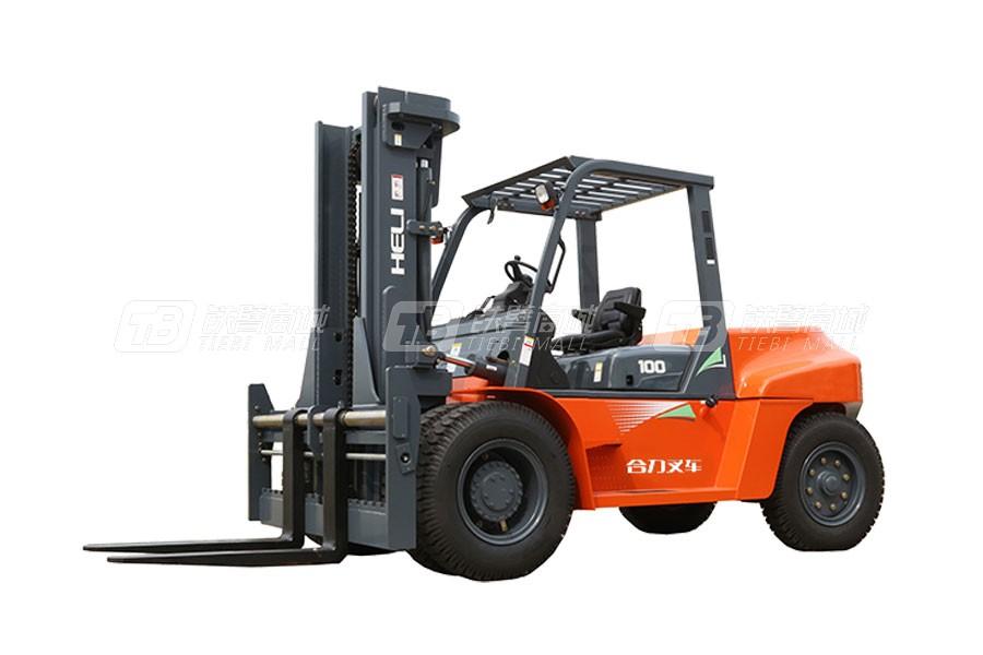 合力CPCD100G系列10吨柴油平衡重式叉车