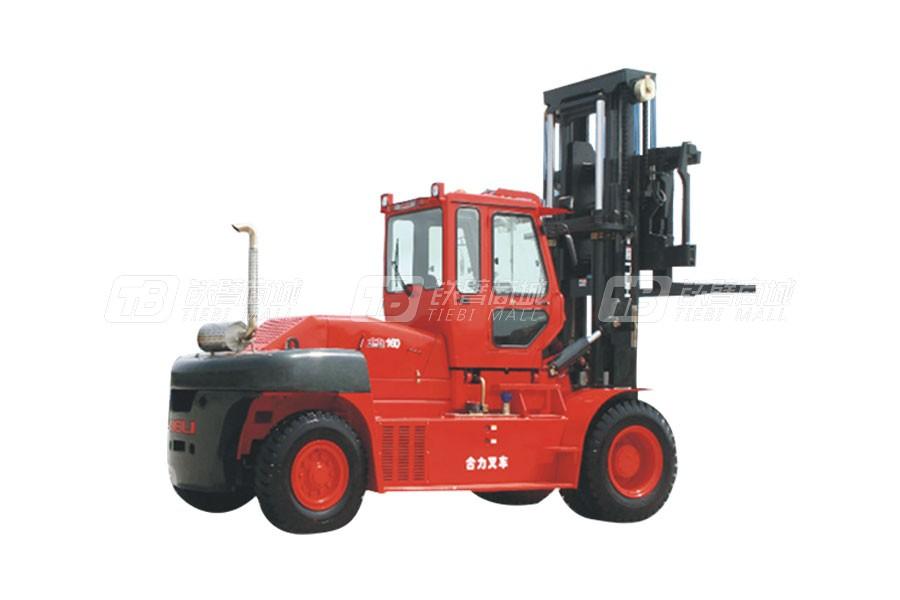 合力CPCD140-YC-09III(H2000系列国产化配置14吨内燃平衡重叉车)