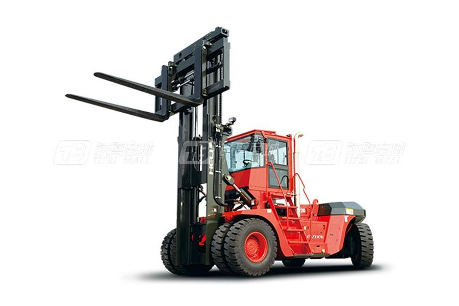 合力CPCD250-VZ2-12III(G系列25吨内燃平衡重叉车)