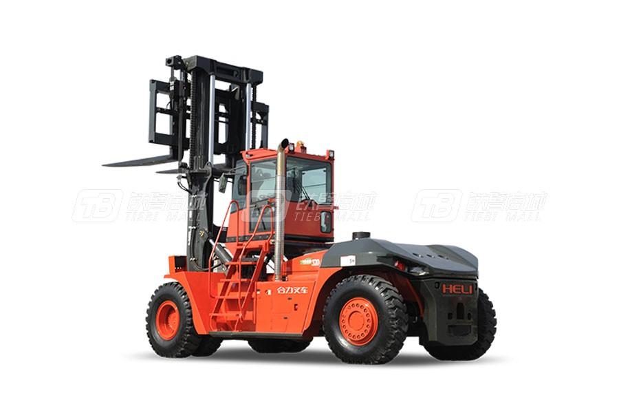 合力CPCD280-VZ2-12IIIG系列28吨内燃平衡重叉车