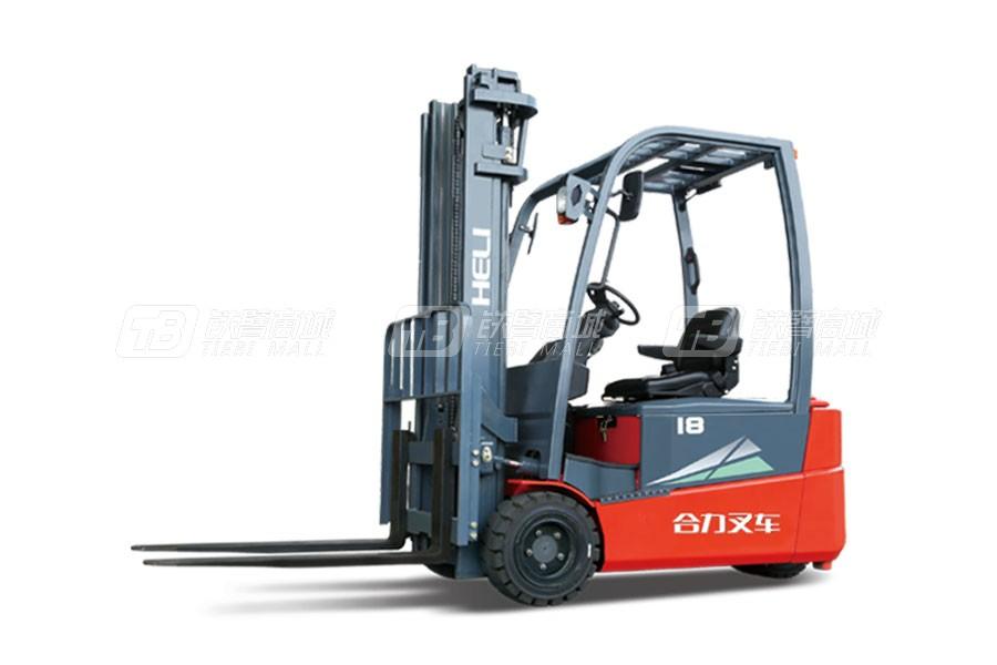 合力CPD18SQ(GB1/GB2 GB7(经济款))(三支点 1.5-2.0吨前驱三支点蓄电池平衡重式叉车)