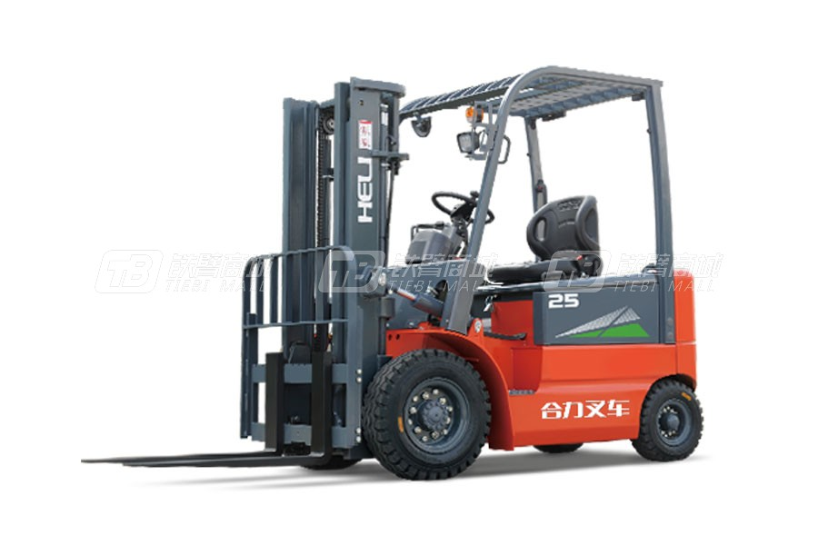 合力CPD25H3系列2.5吨蓄电池平衡重式叉车