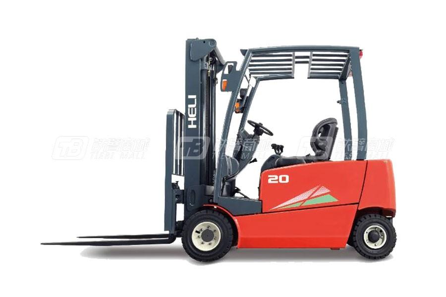 合力EFG MC316M系列蓄电池叉车