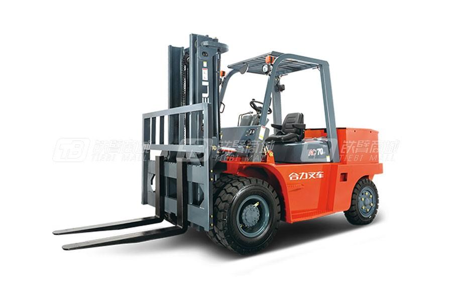 合力CPD60H系列6吨蓄电池平衡重式叉车