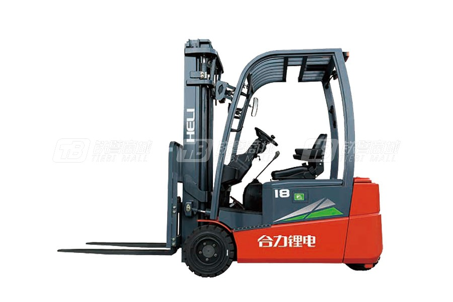 合力CPD18G2系列1.8t前驱三支点锂电池叉车