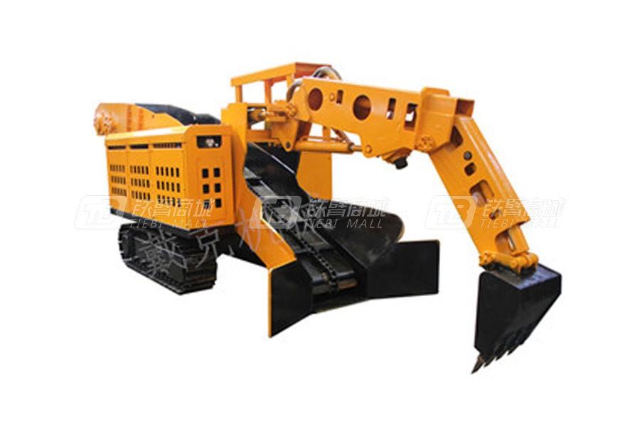 戴克机械WZL-60履带挖掘式装载机(防护挖掘臂)
