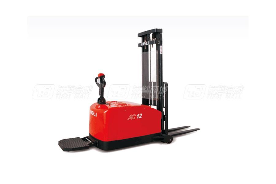 合力CDD12G系列1.2吨平衡重式电动堆垛车
