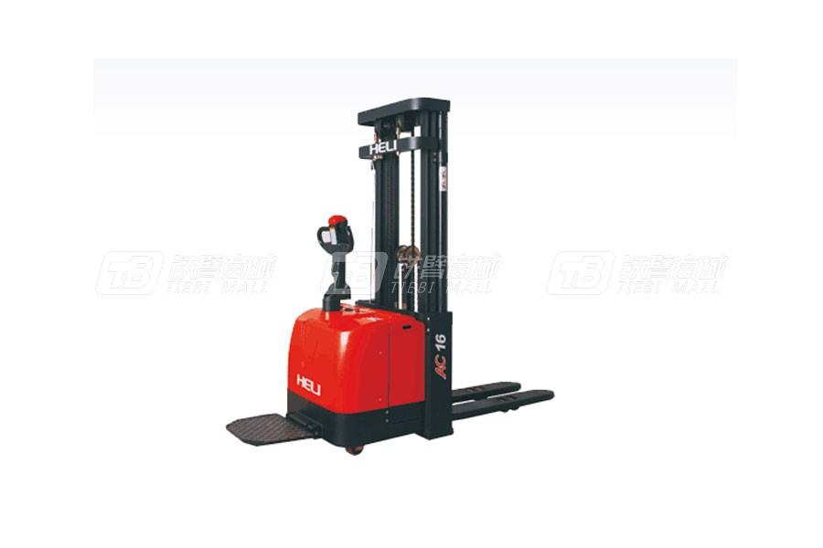 合力CDD16(G系列1.6吨重型门架窄腿电动堆垛车)