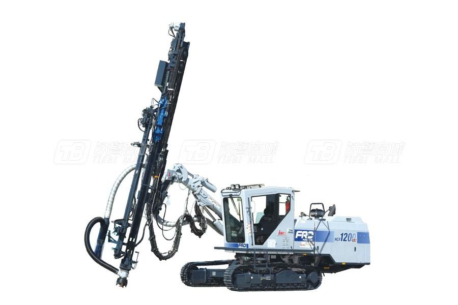 古河HCR1200-EDII顶锤式液压钻机