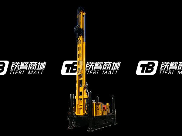 金科JKS600SH履带式伸缩塔架水井钻机