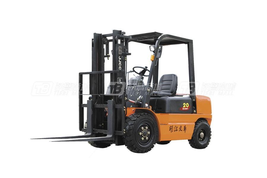 靖江CPCD20平衡重式内燃叉车