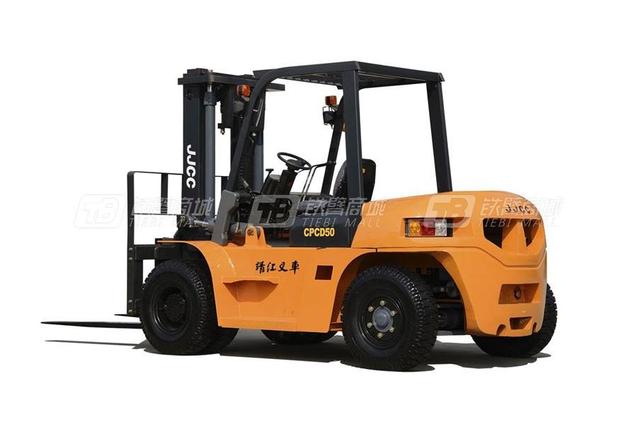 靖江CPCD60平衡重式内燃叉车