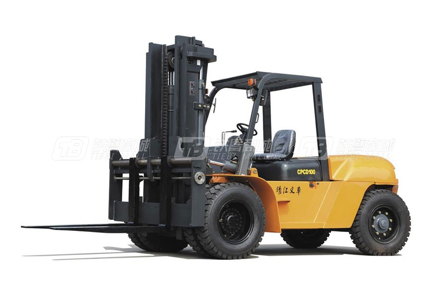 靖江CPCD80/100平衡重式内燃叉车