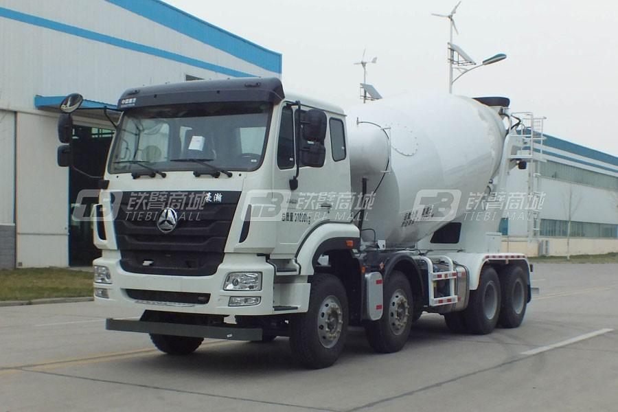 森源SMQ5317GJBZ30混凝土搅拌运输车