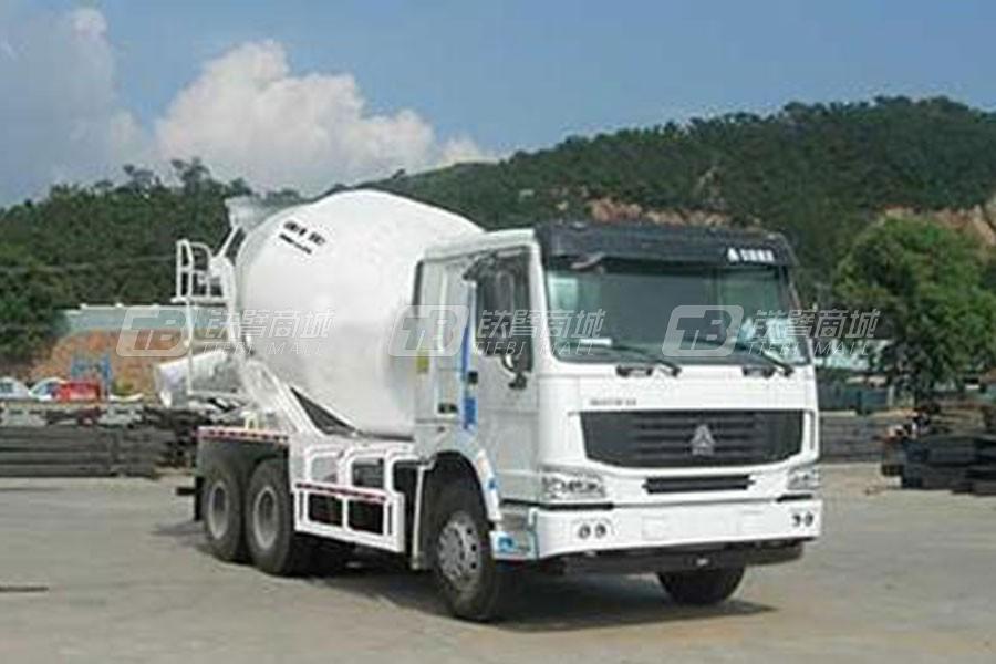 中国重汽QDZ5259GJBZH1混凝土搅拌运输车