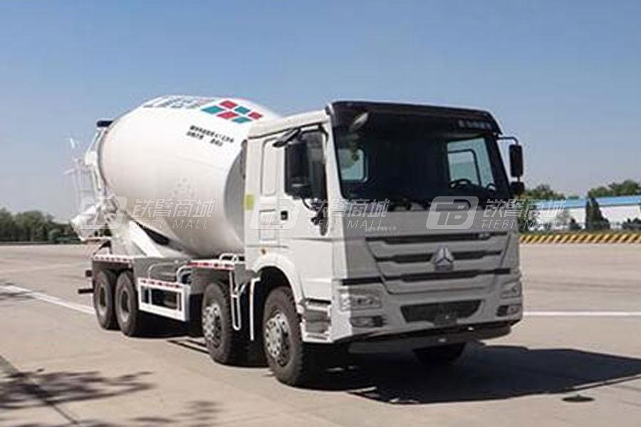 中国重汽QDZ5316GJBZH1混凝土搅拌运输车