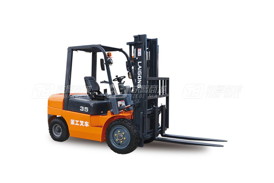 莱工CPC-35内燃平衡重叉车