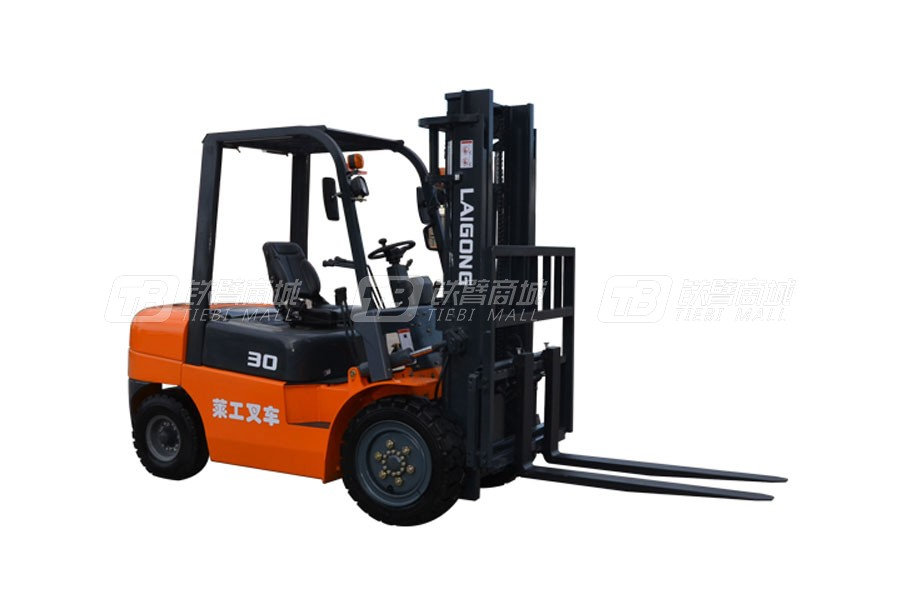 莱工CPC-30内燃平衡重叉车