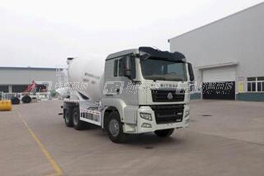 中国重汽QDZ5258GJBZHC7H混凝土搅拌运输车