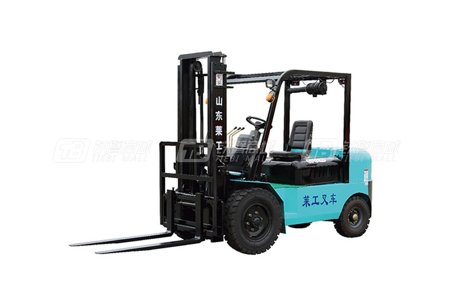 莱工CPC-20(双门架)内燃平衡重叉车