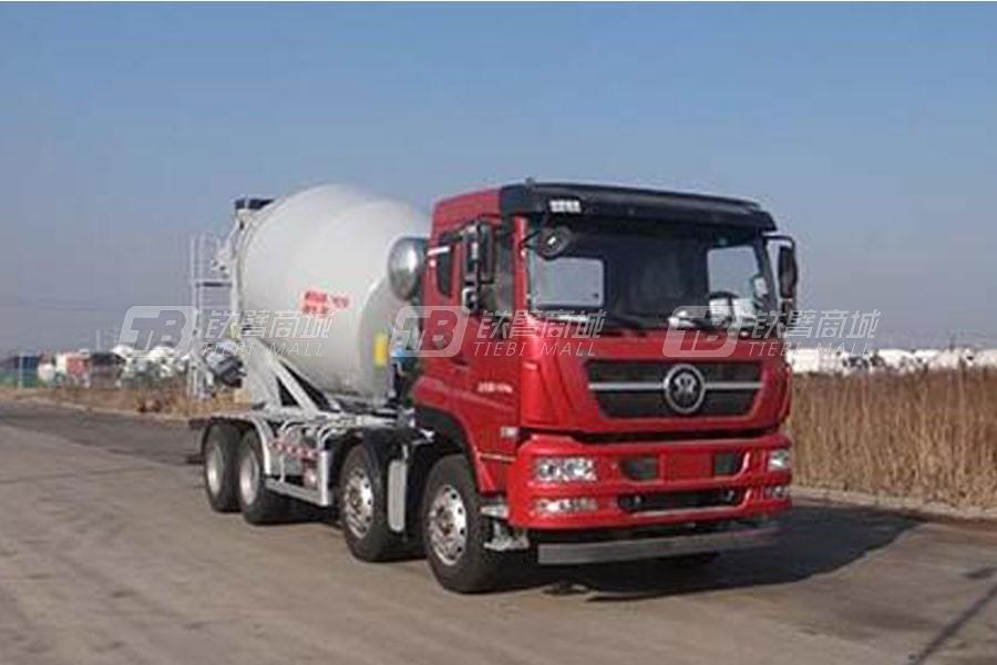 中国重汽QDZ5310GJBZKM5GD1混凝土搅拌运输车