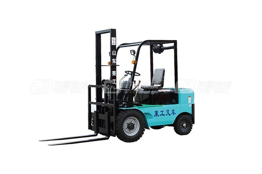 莱工CPC-12(单门架)内燃平衡重叉车