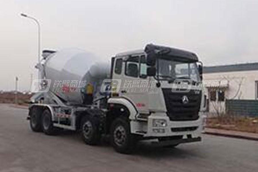 中国重汽QDZ5310GJBZAJ5GD1混凝土搅拌运输车