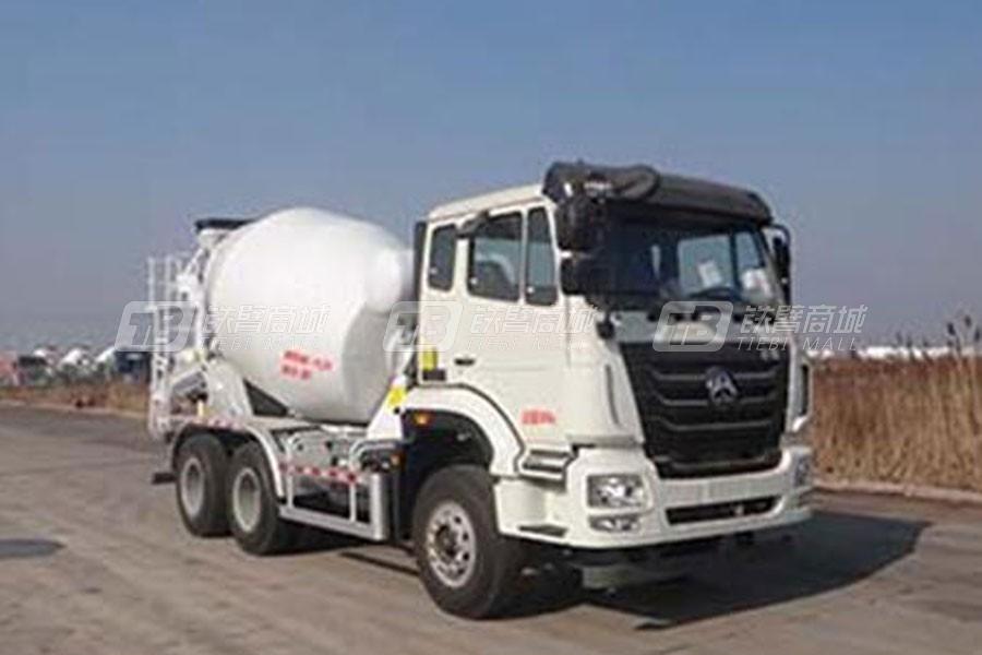 中国重汽QDZ5250GJBZAJ5GD1混凝土搅拌运输车