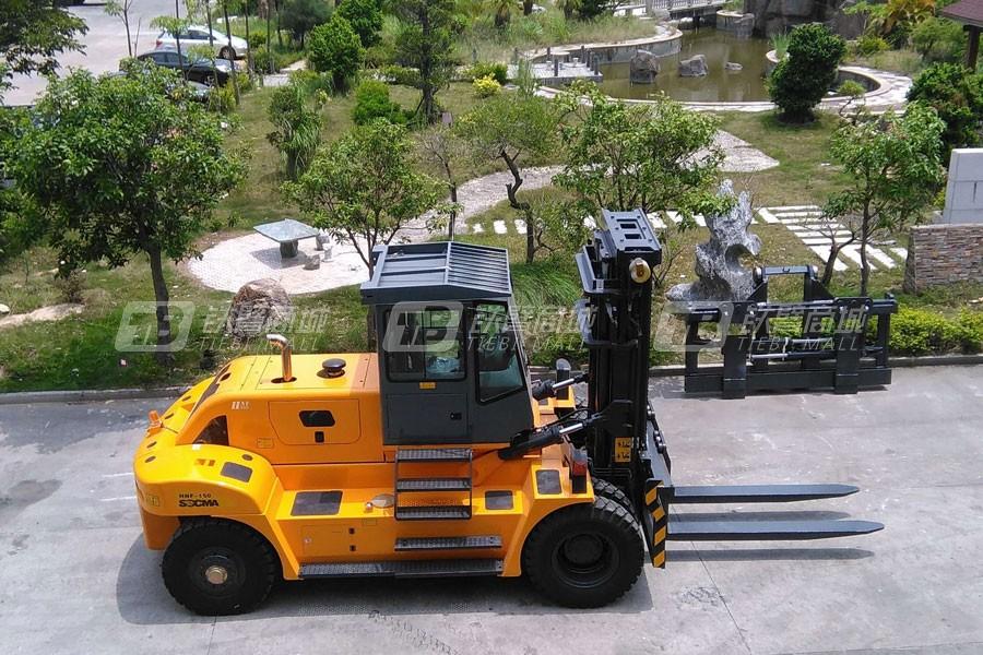 华南重工HNF-150/CPCD150内燃平衡重式叉车