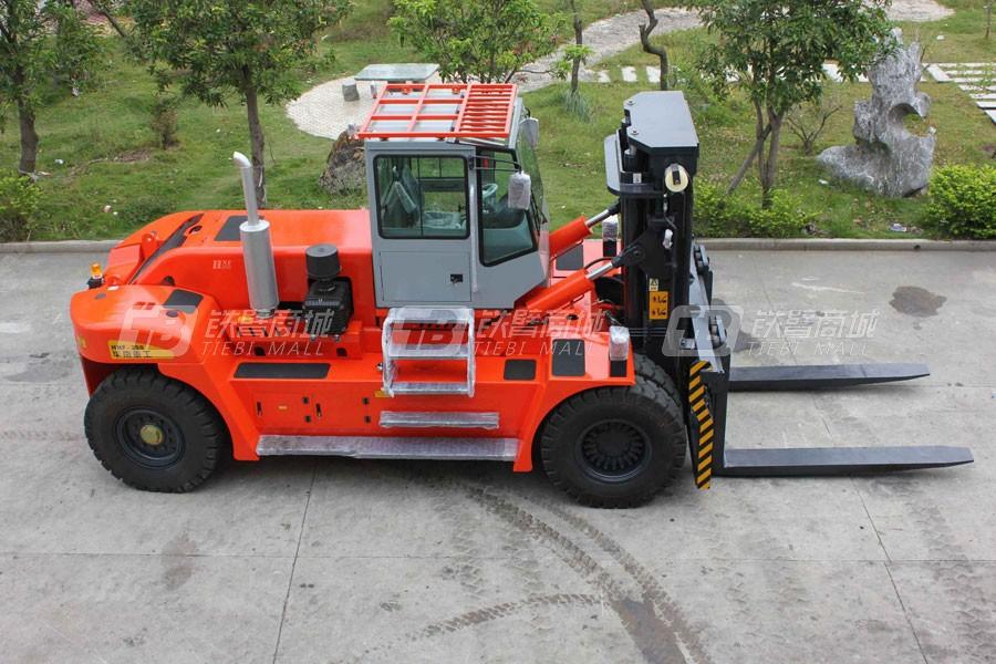 华南重工HNF-250/CPCD250全自由提升内燃平衡重式叉车