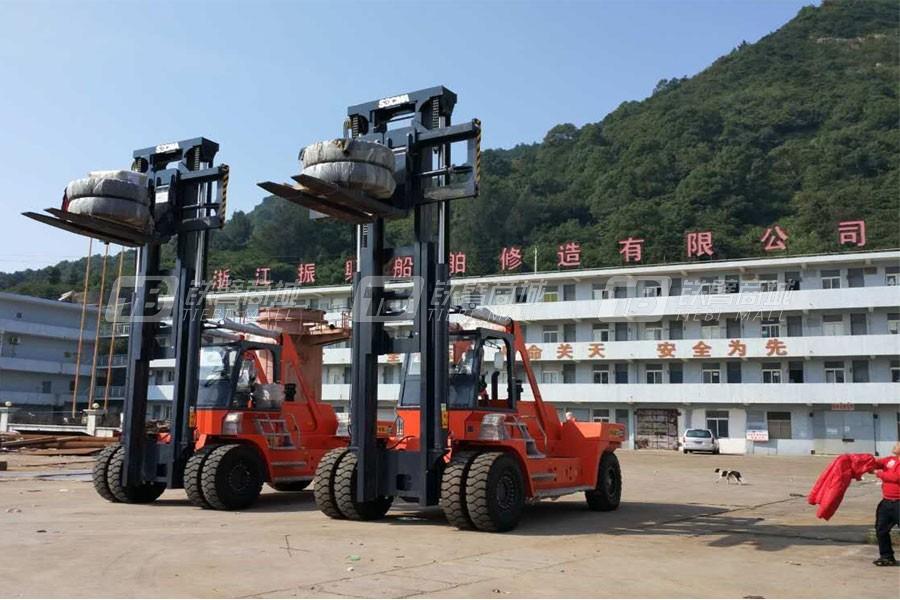 华南重工HNF-280/CPCD280内燃平衡重式叉车