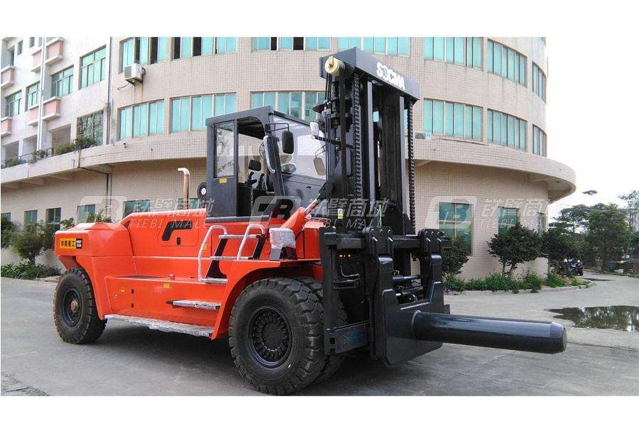 华南重工HNF-300/CPCD300内燃平衡重式叉车