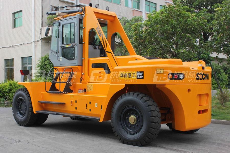华南重工HNF-320/CPCD320内燃平衡重式叉车