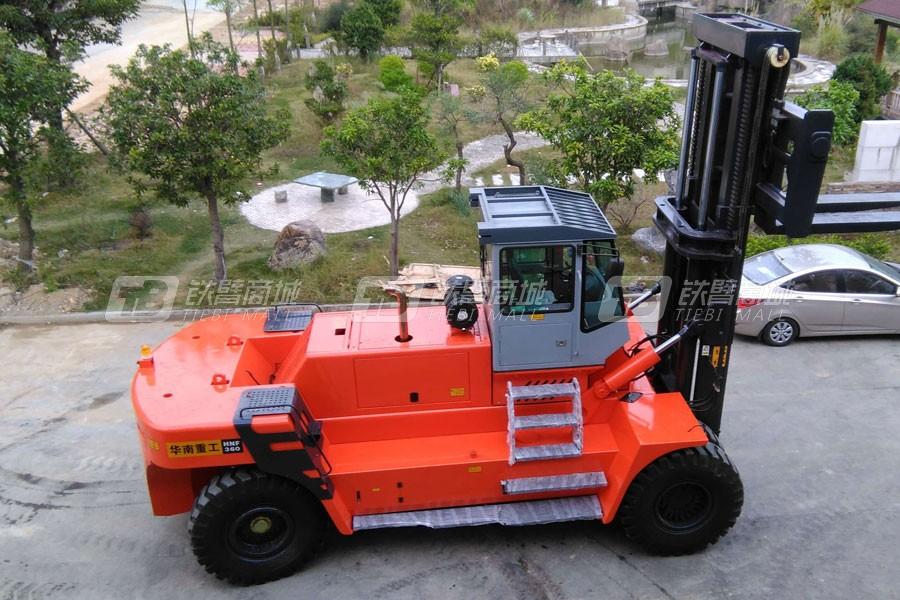 华南重工HNF-360/CPCD360内燃平衡重式叉车