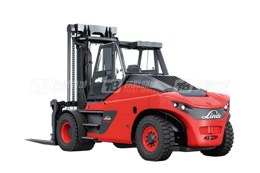 林德HT100Ds内燃平衡重叉车