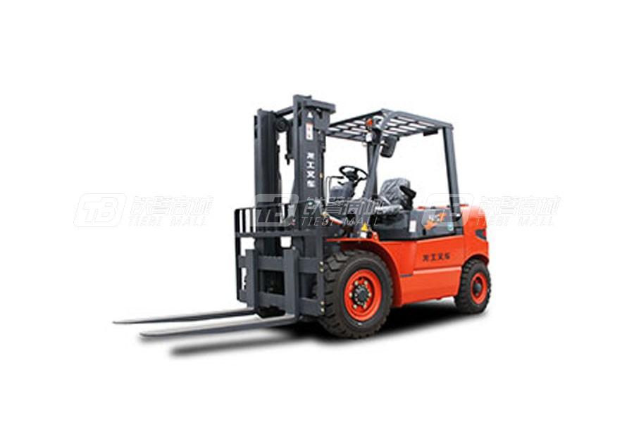 龙工LG40D/CPC40内燃平衡重叉车
