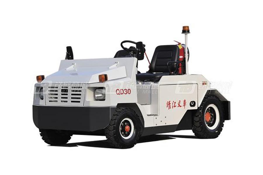 靖江QD30电动牵引车