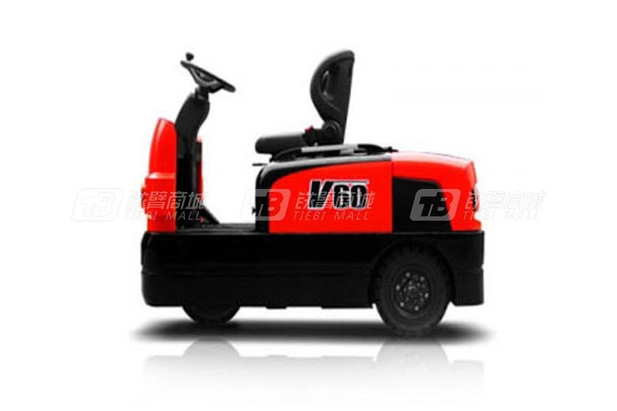 靖江QDD60坐驾式电动牵引车