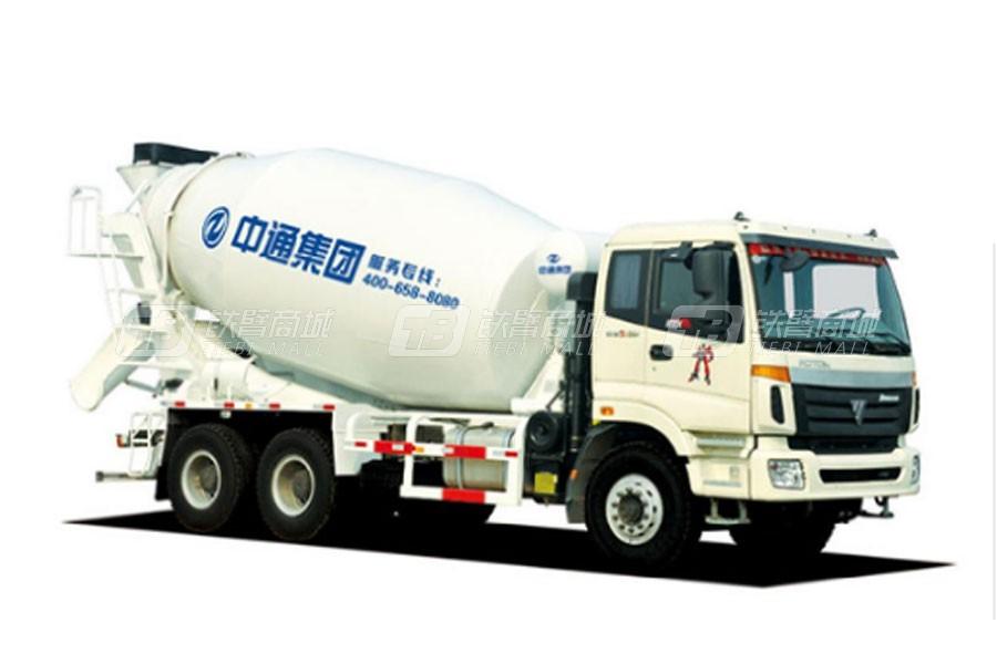 中通汽车BJ5313GJB-11混凝土搅拌运输车