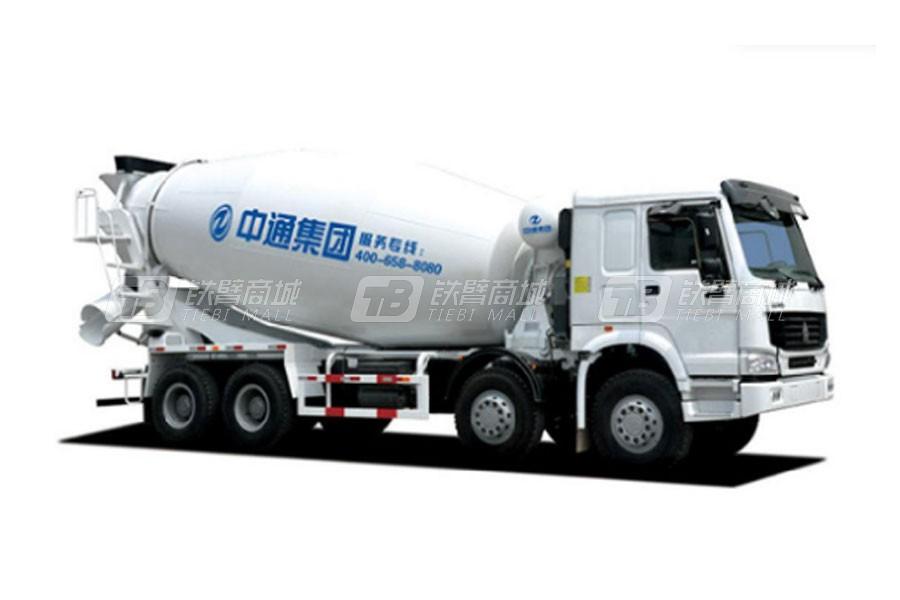 中通汽车ZTQ5252GJBZZ740N混凝土搅拌运输车