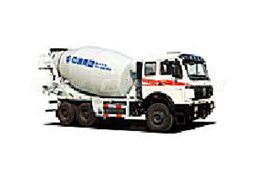 中通汽车ND5256GJBZ混凝土搅拌运输车