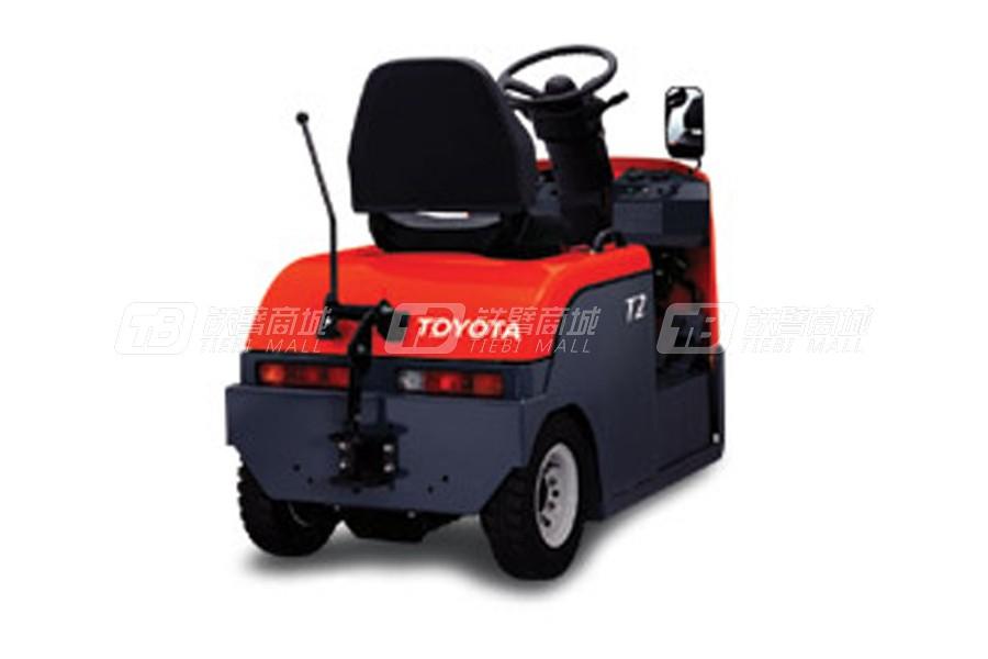 丰田4CBTK4小型牵引车