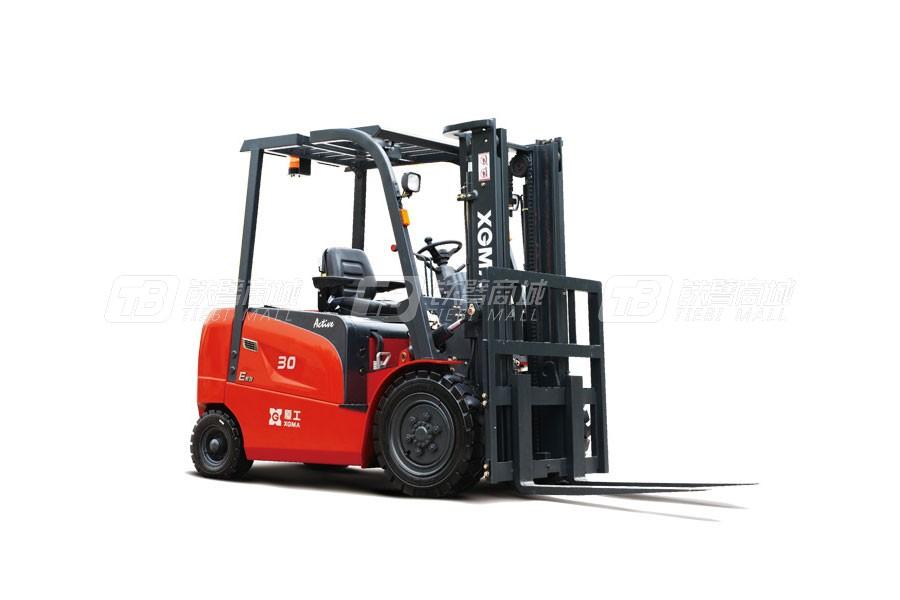 厦工XG530B-AA5电动叉车