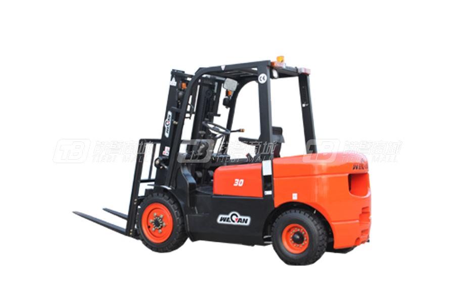 威肯CPC30FR/CPCD30FR内燃平衡重叉车