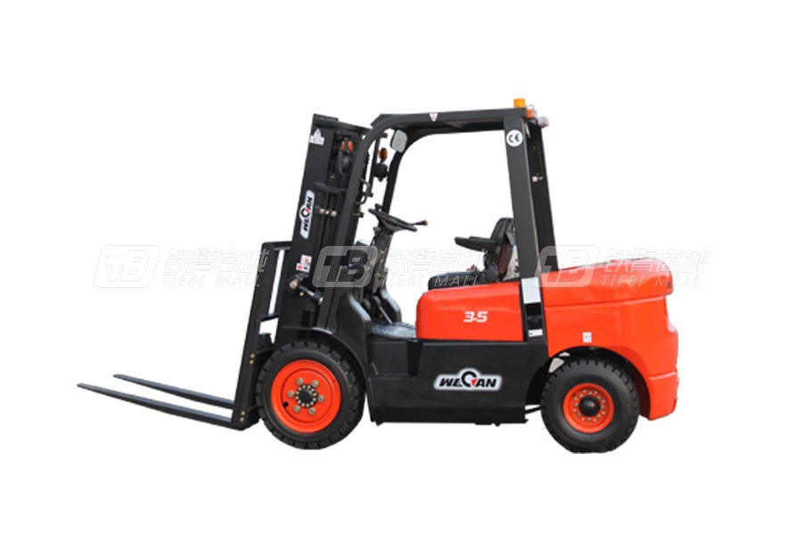 威肯CPC35FR/CPCD35FR柴油叉车