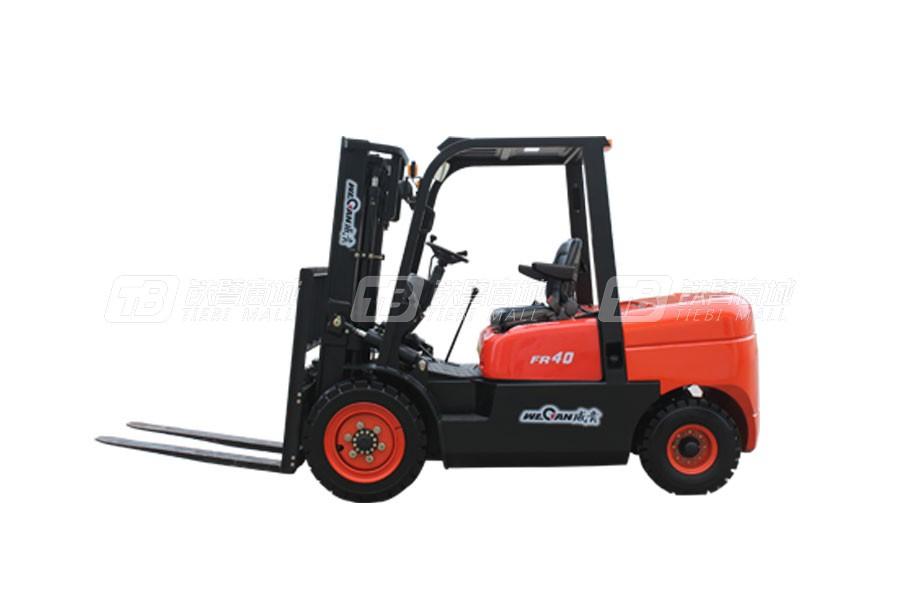 威肯CPC40FR/CPCD40FR柴油叉车