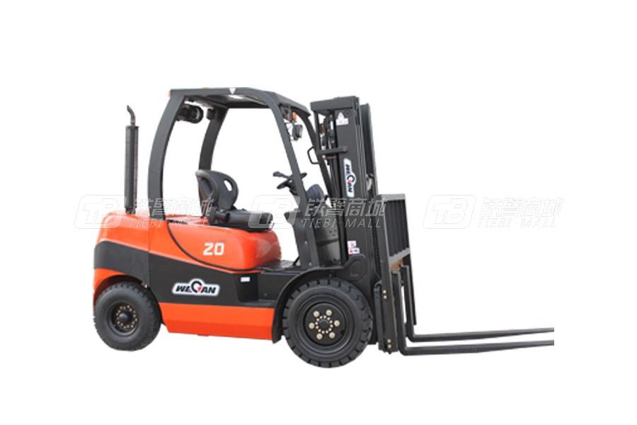 威肯CPC20G/CPCD20G柴油叉车